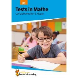 Hauschka Verlag - Tests in Mathe - Lernzielkontrollen 3. Klasse, A4- Heft