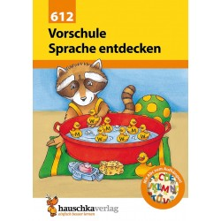 Hauschka Verlag - Vorschule: Sprache entdecken, A5-Heft