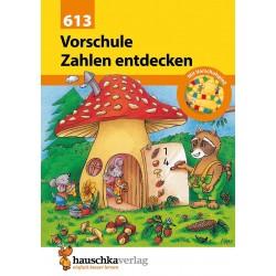 Hauschka Verlag - Vorschule: Zahlen entdecken, A5-Heft