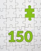 150 Teile