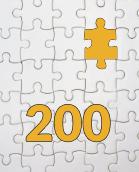 200 Teile