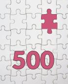 500 Teile